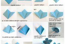 Origami yapımları