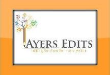 Editing Services / Editors that can help polish and perfect your manuscript for publishing. http://www.authornavigation.com/editing-services.html