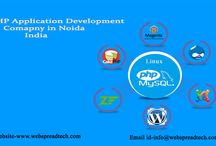PHP Application Development Company in Noida India / PHP Application Development Company in Noida India, WebSpread Technologies, the best offshore web & PHP Application Development Company in Noida India, provides professional & affordable services worldwide.We are leaders in is an ios app development company in noida india. More Info @ https://goo.gl/c5Bl3b