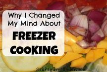Freezing.Foods to freeze
