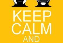 Daft Punk Inspiration