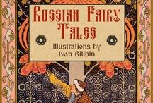 Fairytales illustration