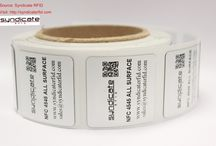 NFC Tags and Labels- 4545 All Surface usage / NFC Tags and Labels for All surface usage.