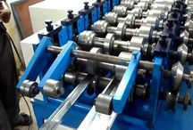 Pop Channel Roll Forming Machine / We are one of the leading manufacturer of Pop Channel Roll Forming Machine
