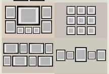 Photo frames layout