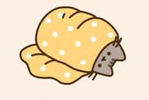 Pusheen cats