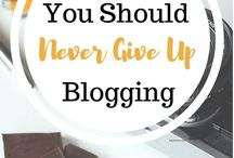 Blogging motivation