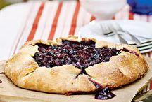 Rustic Pies / My idea of a pie crust  / by Susan Gaston