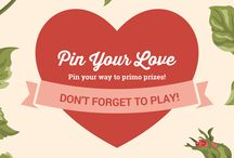 PicMonkey Pin Your Love / by Food Good Laundry Bad