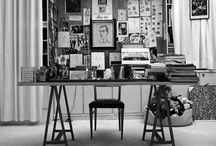 Blog: Artists' Desks / by weareyourstudio