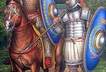 Römer-Militär Kaiserzeit