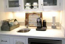 Kitchenette/Bar for basement space