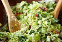 Salads / by Kristin Golden