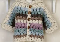 crochet baby/toddler/child items / these include clothing, shoes, toys / by Joy Allen