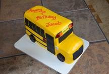 Alice 2nd birthday cake