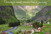 European Rail Journeys / European Rail Journeys to discover!