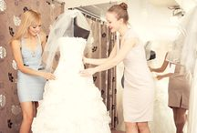 Gowns & Fashion / Wedding gowns, shoes, accessories and more