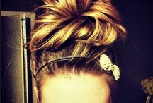 Hairstyles I like but could never do! / by Laura Wright
