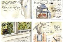 Travel journaling / by Susan Horne