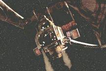 Ships Multiverzumokból / Sci-fi űrhajók különböző filmekből vagy sorozatokból