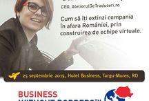 My Work / Visual | Work | Romanian Translator | Companies