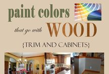 Rooms with Wood Trim/Cabinets