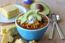 soups & stews / by Nourish RDs
