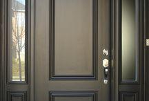 Exterior/interior Door Modern Contemporer