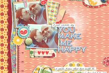 Scrapbook Ideas / by Meredith @ Perfection Pending