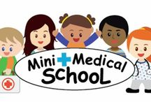 Mini Medical School / The American Osteopathic Association's Mini Medical School is a set of educational games that introduce children to basic health concepts in a fun, engaging way.
