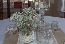Rentables: Mason Jars / We have mason jars galore!