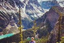 Camping & Travel in Canada / Travel and camping in Canada
