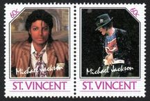 Michael Jackson - Stamps