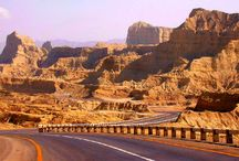 TRAVEL: Dramatic Drives – Makran Coastal Highway, Pakistan / Driving, Road trips,