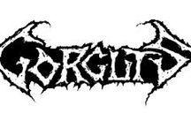 Gorguts / Official Gorguts Merchandise