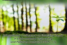 GO GREEN / The International Conference on Emerging Trends in Environmental Engineering and Pollution Control 2017