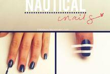 hair, nails, accessories