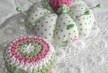 Pincushions and Sachets / by NANCY Minor