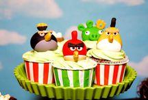 Angry Birds Parties / by GaGaGallery