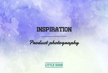 Inspiration | Product photography