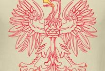 Dla patriotów / Tout ce qui a un lien de loin ou de près avec la Pologne  / by Anouche Pelka