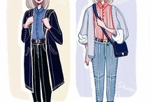 Fangirl outfits