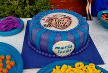 Cumpleaños / decoración sencilla para un cumpleaños