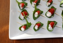 Finger Food and Tasty Nibbles