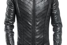 Deri ceketler