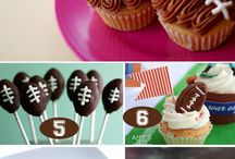 • Super Bowl • / I don't like football, I go for the food lol  / by Acsa Harper