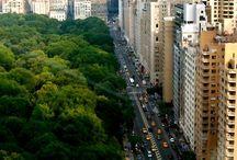 NYC  / by Leslie Jaffie