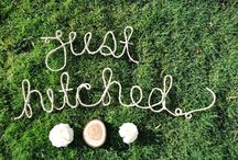 Wedding ideas / a few ideas for our Sep. 2012 wedding! / by Mindy Shenaut