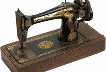 Sewing Machines-vintage, etc.