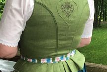 Tracht ,Mieder